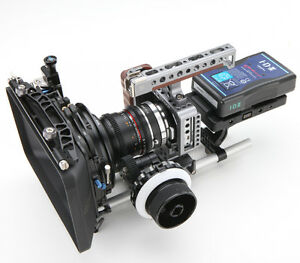 TiLTA Cage Rig BMPCC Blackmagic Pocket Cinema Camera +Follow focus ...