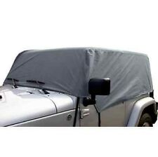 RAMPAGE 1261 -Gray Custom Cab Covers Top fits 76-06 Jeep Wrangler*Non Unlimited*