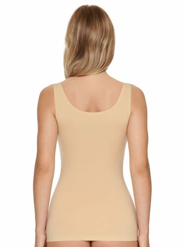 Susa shaping TOP//SOTTO CAMICIA bodyforming 5545 TG S-XL In Nero /& Toffee