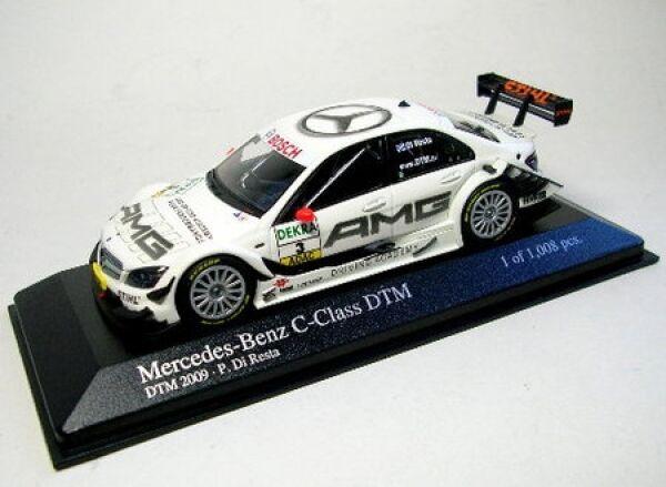 Mercedes-Benz C-Class no. 3 P.Di Resta DTM 2009