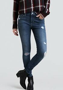 search for latest unbeatable price attractive designs Details about LEVI'S Women's Med Wash 720 High Rise Super Skinny Distressed  Jeans 29 x 30
