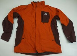 ce147bf1b Details about Rare VTG THE NORTH FACE HyVent Spell Out Color Block  Windbreaker Jacket 90s L