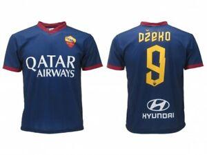 Maglia Dzeko Roma Third 2020 ufficiale terza maglia Edin 9 divisa ...