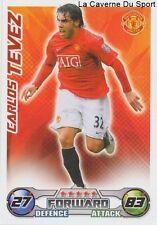 CARLOS TEVEZ MANCHESTER Shanghai Shenhua.FC CARD PREMIER LEAGUE 2009 TOPPS