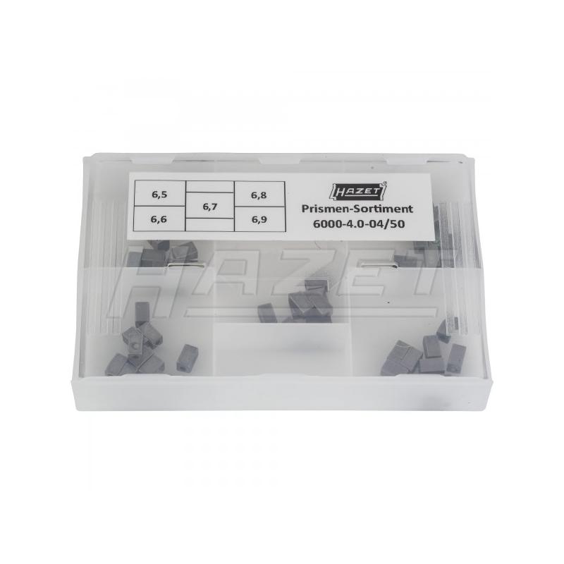Hazet 6000-4.0-04 50 Replacement Set