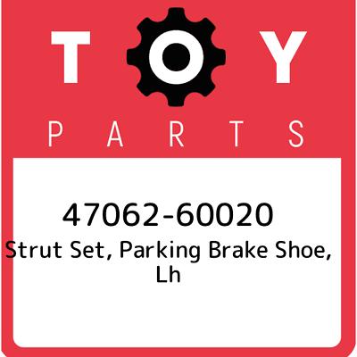 For Toyota Genuine Parking Brake Strut Rear 4761360020