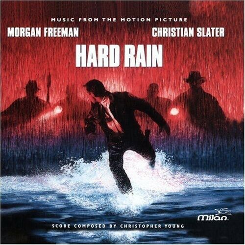 Christopher Young, Hard Rain - Hard Rain [New CD] Asia - Import