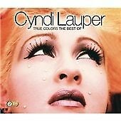 Cyndi Lauper - True Colors (Best of , 2009) cd 2cd