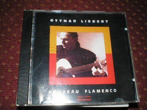 Ottmar Liebert Nouveau flamenco (1990) [CD]