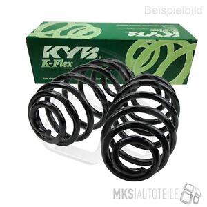 2-x-KYB-FAHRWERKSFEDER-SPIRALFEDER-SET-VORNE-PEUGEOT-3851875