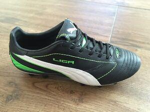Detalles de Puma liga Finale i FG wn 's fútbol zapatos 102206 02 talla 37,5 ver título original