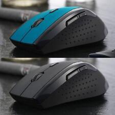 2.4GHz Wireless Optical Mouse Mice For Macbook Windows XP Vista 7 PC Laptop HOT