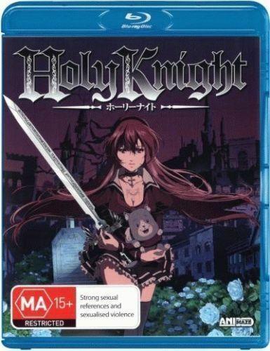 HOLY KNIGHT blu-ray REGION B anime NEW SEALED ova 2012