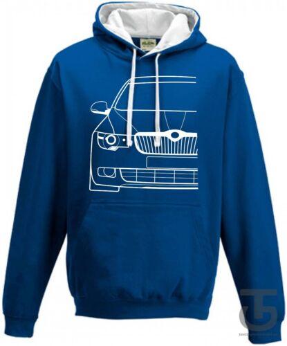 Skoda Superb 3T Vorfacelift Hoodie Pullover