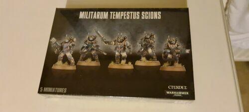 tempestus scions astra militarum imperial guard 40k  storm troopers