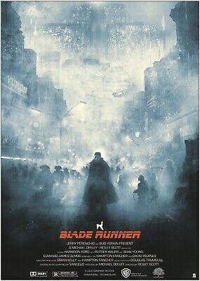 Blade Runner Movie Poster Print T634 A4 A3 A2 A1 A0|