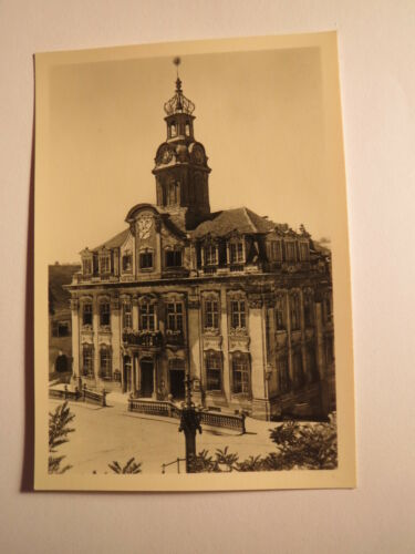 Schwäbisch Hall - Rathaus / Foto