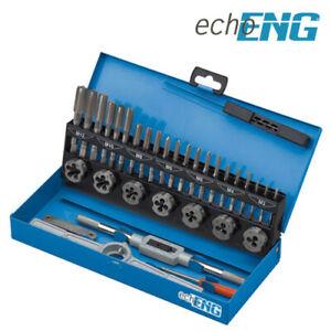 Set-kit-33-pz-maschi-e-filiere-professionale-HSS-M3-M12-cassetta-UT-10-SMF0