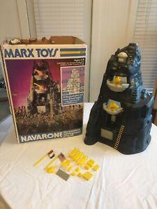 Marx-Vintage-Navarone-Army-Playset