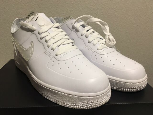 Air Force 1 Ultraforce Mid Whitewhite white