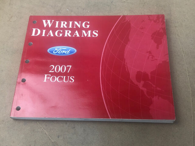 2007 Ford Focus Wiring Diagrams Electrical Service Manual ...