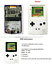 thumbnail 11 - GBC Game Boy Color Q5 IPS Backlight with OSD