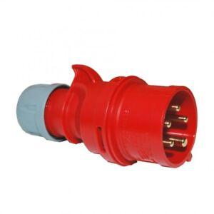 CEE-Drehstromstecker-16A-380-400V-5-pol-6h-Stecker-IP44-v-PCE-015-6
