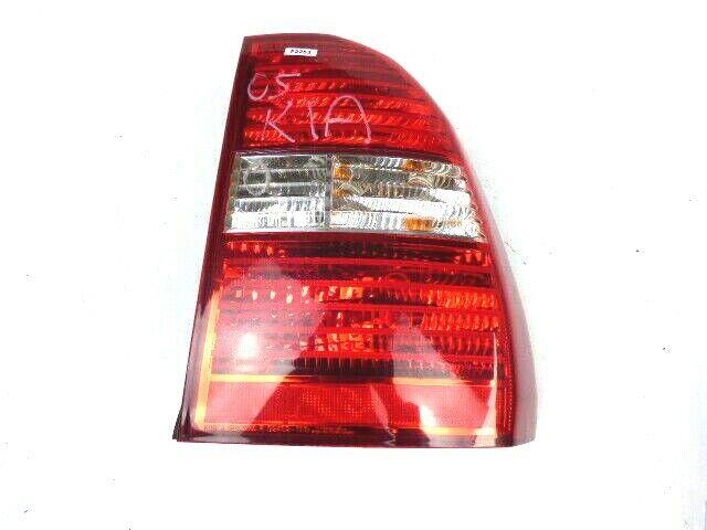 Tail Light Bulb MK2 04-10 Kia Sportage Rear Brake Light Bulbs Pair of Stop