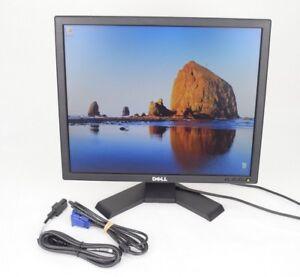 Dell-E190sf-Black-19-034-LCD-Monitor-with-Cables-VGA-Grade-A