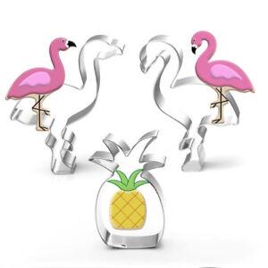 Flamingo-Pineapple-Cactus-Metal-Cake-Cookie-Cutter-Decor-Mold-Mould-DIY-Supplies