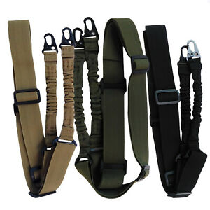 2Point-Gun-Sling-Shoulder-Strap-Outdoor-Rifle-With-Metal-Buckle-Shotgun-Gun-Belt