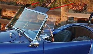 Image is loading Sunvisors-for-Shelby-Cobra-and-Kit-Car ec555918ef4