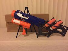 NERF GUN Nerf N-Strike Thunderblast Launcher Elite Blaster Thunder Blast Blue