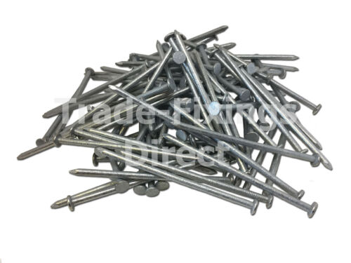 GALVANISED ROUND WIRE NAILS 25KG BOX ALL SIZES