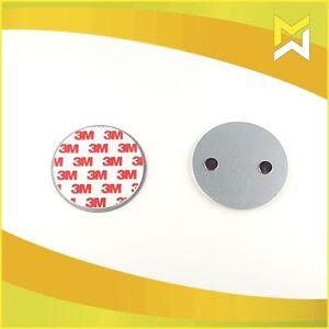 10 st ck magnethalterung magnetbefestigung magnet halterung rauchmelder 3m pad ebay. Black Bedroom Furniture Sets. Home Design Ideas