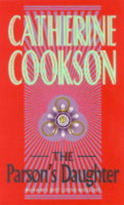1 of 1 - The Parson's Daughter, Cookson, Catherine, Very Good Book