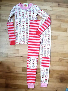3211d4824a NWT Hanna Andersson DR SEUSS GRINCH CINDY LOU WHO Pajamas CHRISTMAS ...