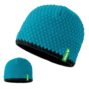 Erima Active Beanie Knitted Cap Hat Ski /& Snowboard Hat Uni6 One Size New