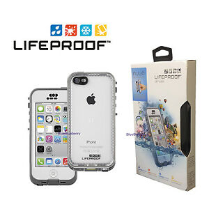 New-LifeProof-Nuud-Waterproof-Case-for-Apple-iPhone-5C-Glacier-White