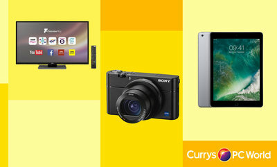 Tech for Success from Currys PC World!