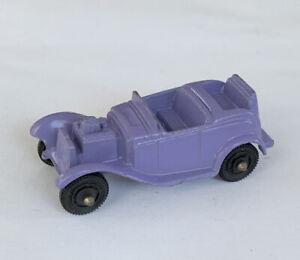 Vintage Tootsietoy Roadster Purple U.S.A No. 2... L246