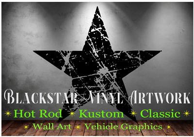 Black*star Vinyl Artwork