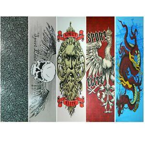 Skulls /& Wings Sport Elite 9 x 33 Skateboard Grip Tape