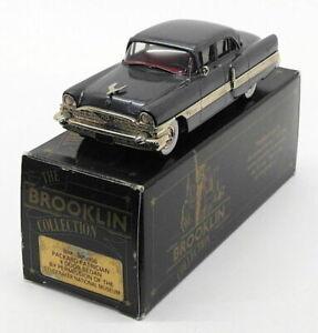Brooklin-modelos-escala-1-43-BRK66-001-1956-Azul-Met-Packard-Patricio-Gris