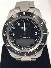 Tissot T-Touch Expert Pilot Analog-Digital T013.420.44.057.00 Men's Watch