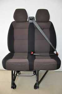 Original-Doppelsitzbank-fuer-Beifahrer-Seite-Neuwertig-Sitz-Jumper-Top-Sitze