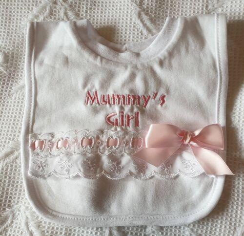 Baby bib mummy's girl