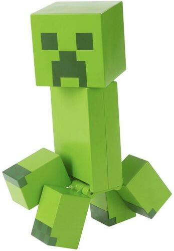 "Mojang Minecraft Creeper Figure 8.5/"" Mattel Hostile Mob From Video Game"