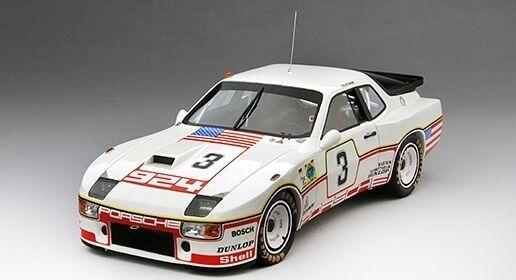 Porsche 924 Carrera Turbo Gt 3 13th Le Mans 2018 D. Bell / A. Holbert