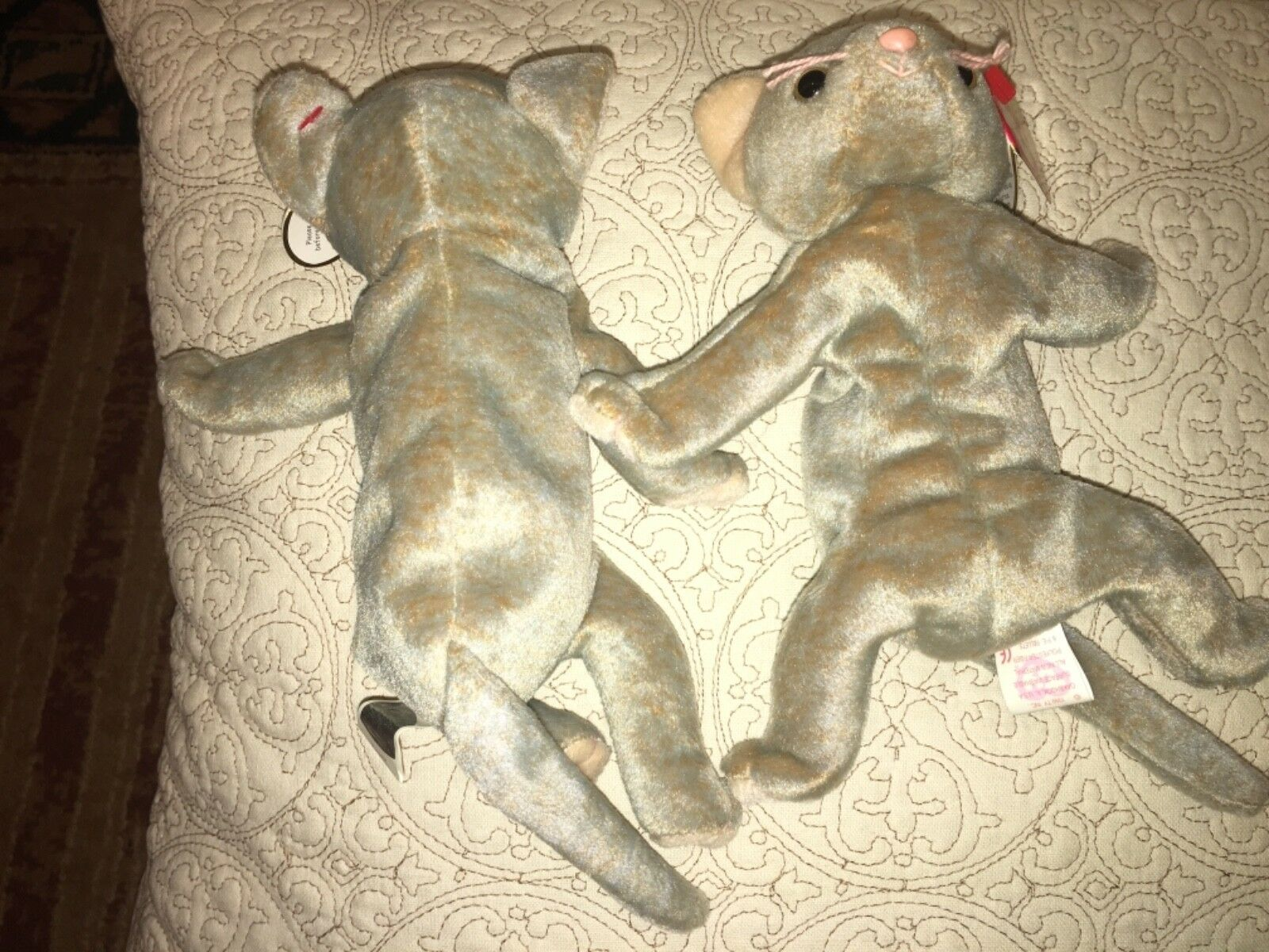 TY Beanie Babies Scat The Cat 1999 With With With Tags MINT CONDITION with GASPORT error d14dc2